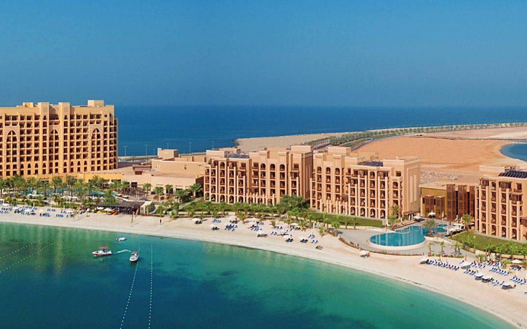 Hotel DoubleTree by Hilton & Spa Marjan Island