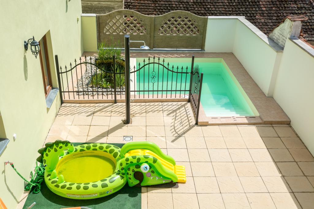 BabyHotel Karolinka, bazén pro děti