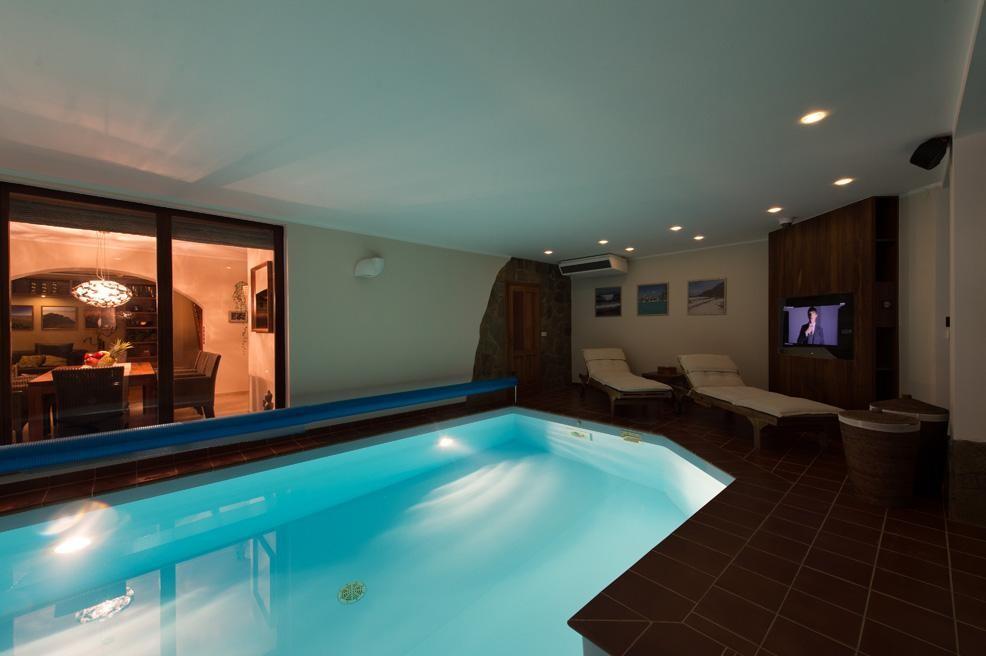 Wellness & Spa Boutique Hotel Villa Memories, bazén