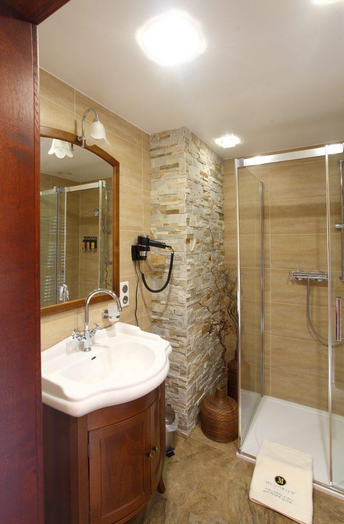Wellness & Spa Boutique Hotel Villa Memories koupelna