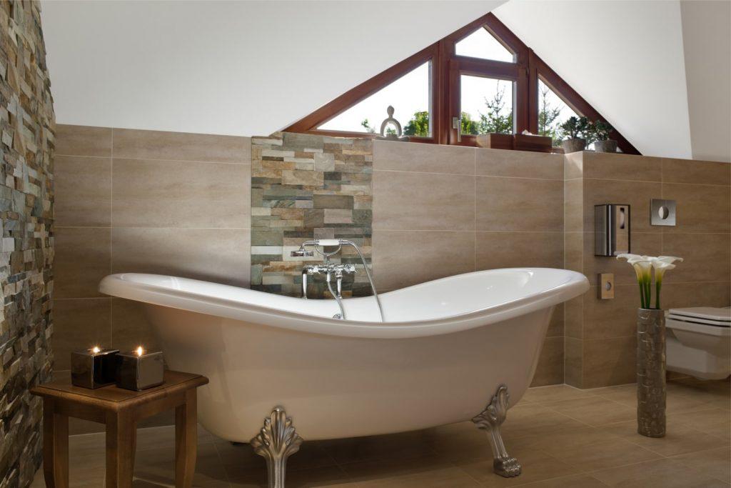Wellness & Spa Boutique Hotel Villa Memories - luxusní vana