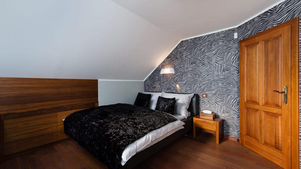 Wellness & Spa Boutique Hotel Villa Memories - pokoj zebra